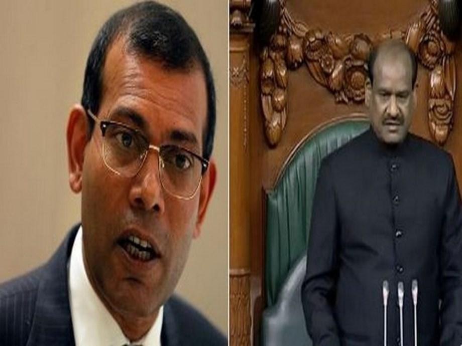 Maldives' parliamentary delegation to meet LS Speaker Om Birla tomorrow