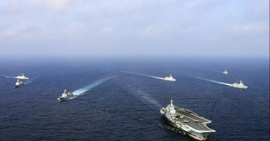 US and Britain hold joint 6 day drills in South China sea