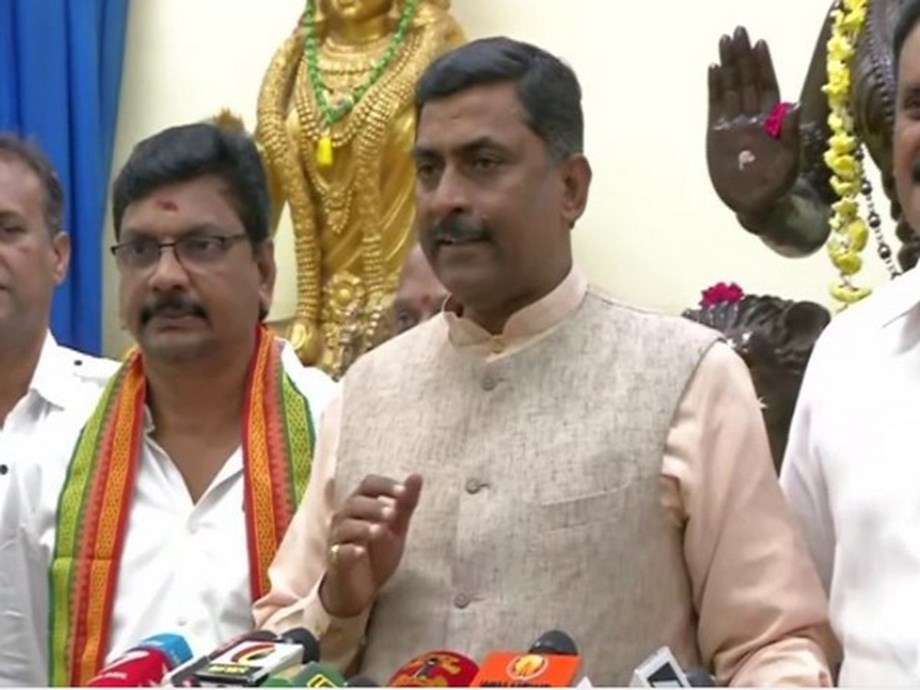 Challenge DMK to point out anything in CAA which affects Indian Muslims, says Muralidhar Rao