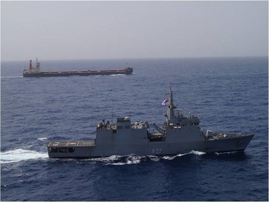 Indian Navy continues to maintain presence in Gulf region under Op Sankalp amid tensions