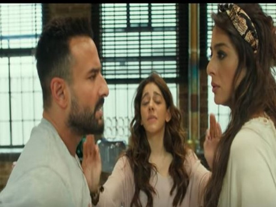 Trailer of Saif Ali Khan's romantic-comedy 'Jawaani Jaaneman' out!