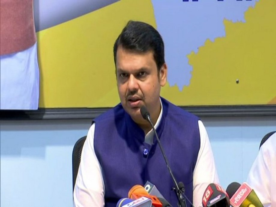No talks of tie-up with Maharashtra Navnirman Sena, says BJP's Devendra Fadnavis