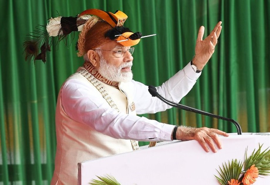 Arunachal Pradesh to improve vastly with new, improved transport facilities: PM Modi