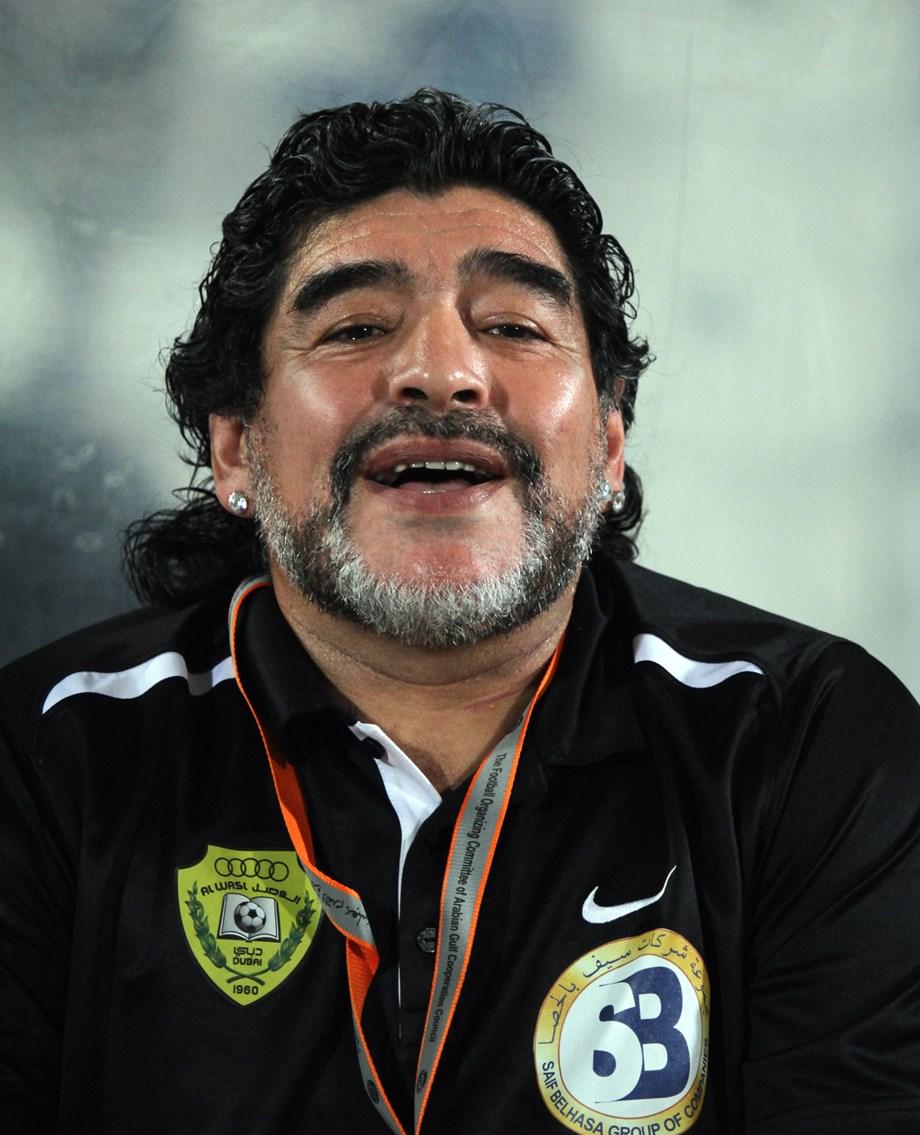 Maradona leaves Mexican club Dorados