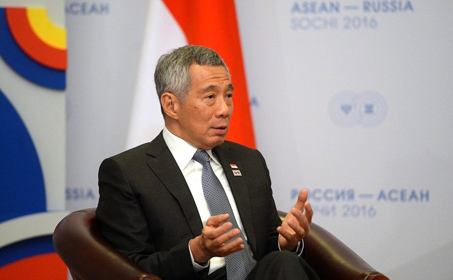 Singapore PM Loong defends regulation to curb online spread of fake news