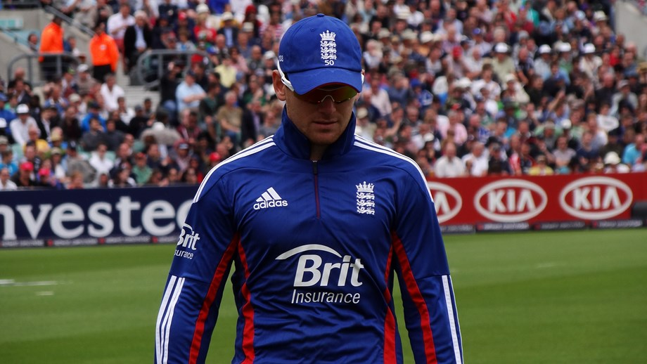 Cricket-England captain Morgan banned for fourth Pakistan ODI over slow over-rate
