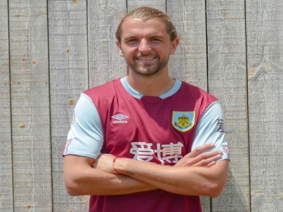 Jay Rodriguez joins Burnley on two-year contract