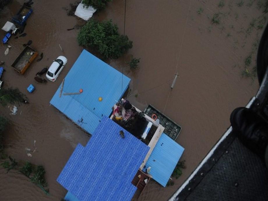 Rescue, relief works on in full swing in flood-affected Karnataka