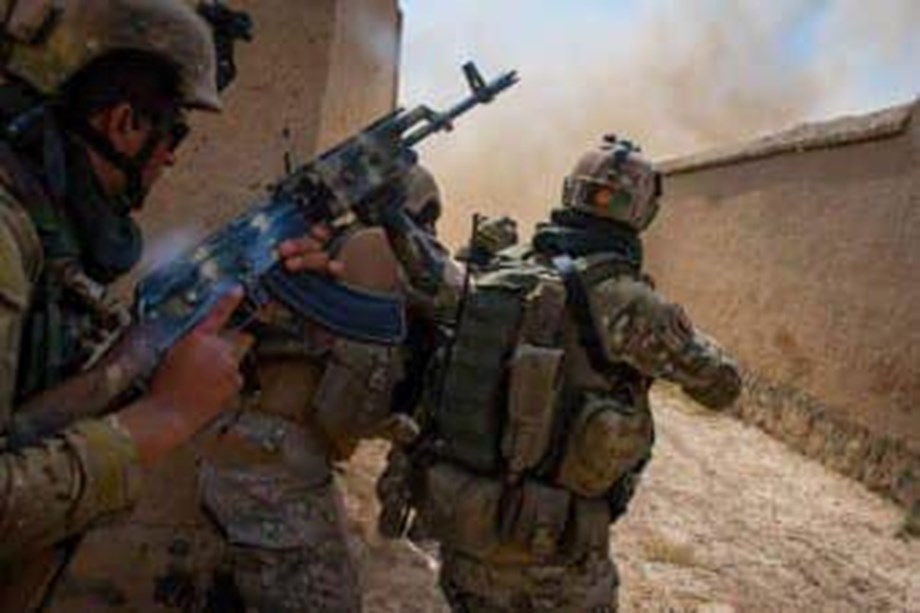 5 security personnel killed, 7 wounded during clash with Taliban in Faryab
