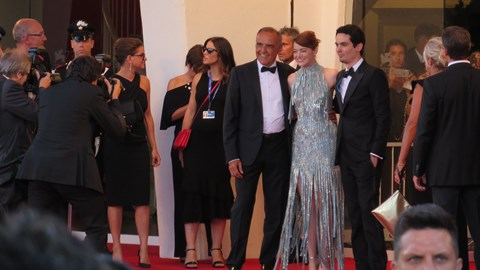 Image result for Shimmering Mexican Drama Roma Wins Venice for Cuaron and Netflix