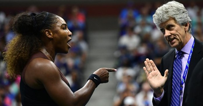 WTA chief backs Serena Williams as row grows over US Open 'sexism'