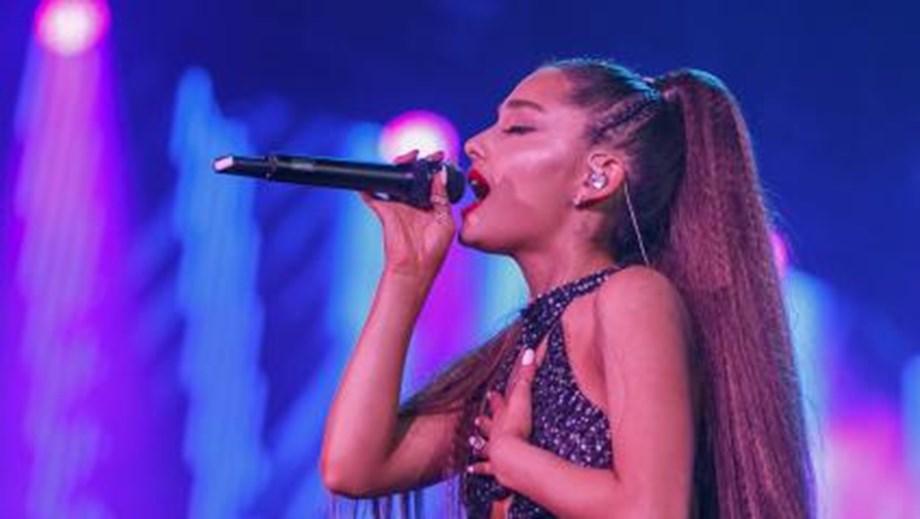 Ariana Grande receives prestigious Woman of the Year award