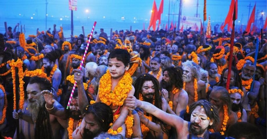 UP govt seeks to invite Mamata for Kumbh Mela
