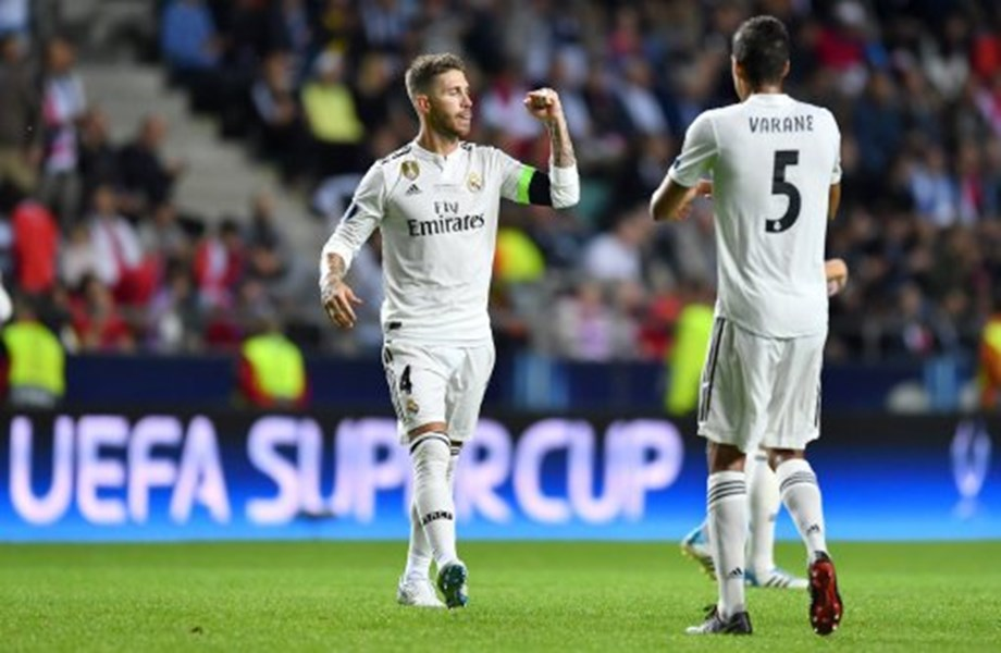 When you don't match your opponent, you become a vulgar team: Sergio Ramos