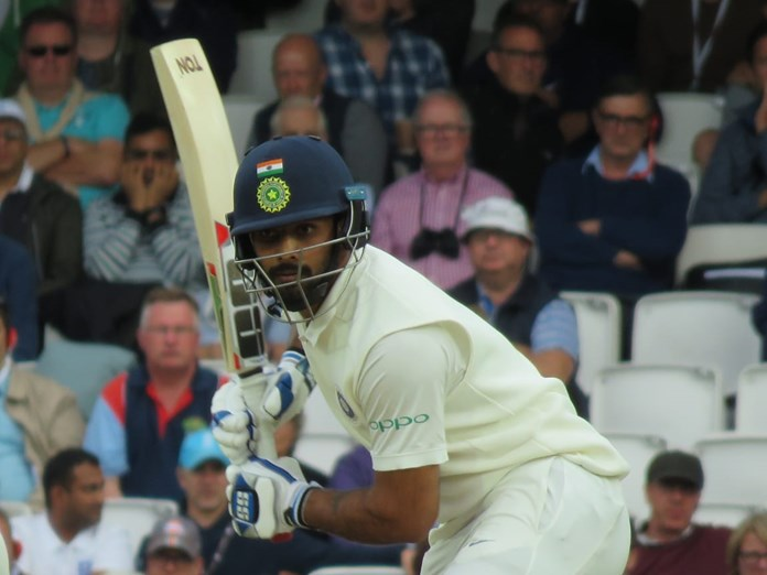 Selection of Andhra captain Hunuma Vihari becomes talk of town