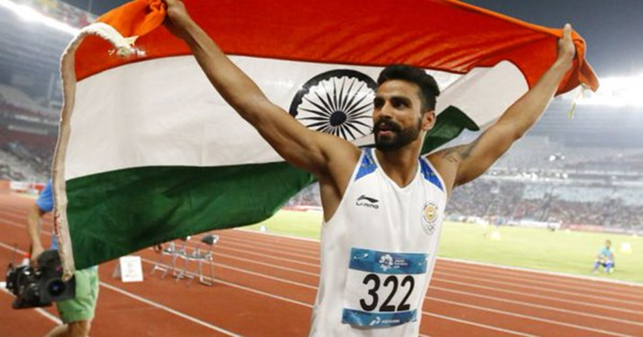 Arpinder becomes first Indian to win medal in IAAF Continental Cup, Neeraj disappoints