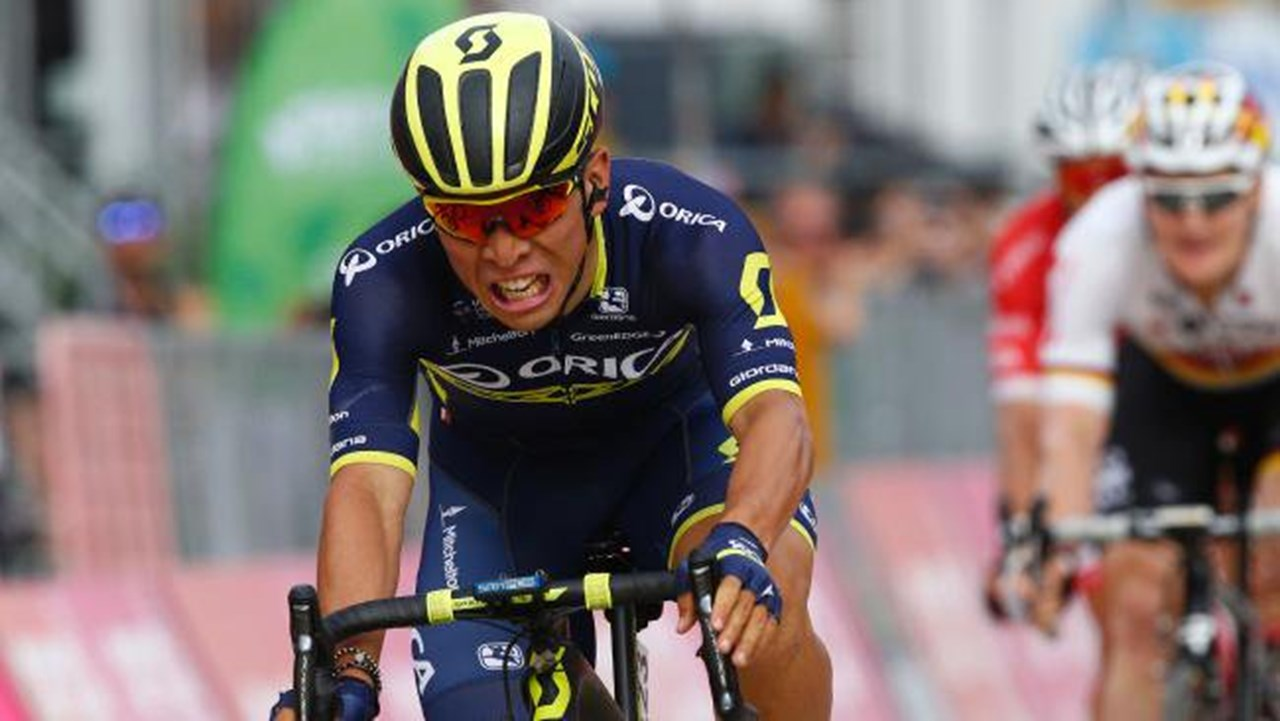 Australia's Caleb Ewan wins eighth and final stage of the Tour of Britain