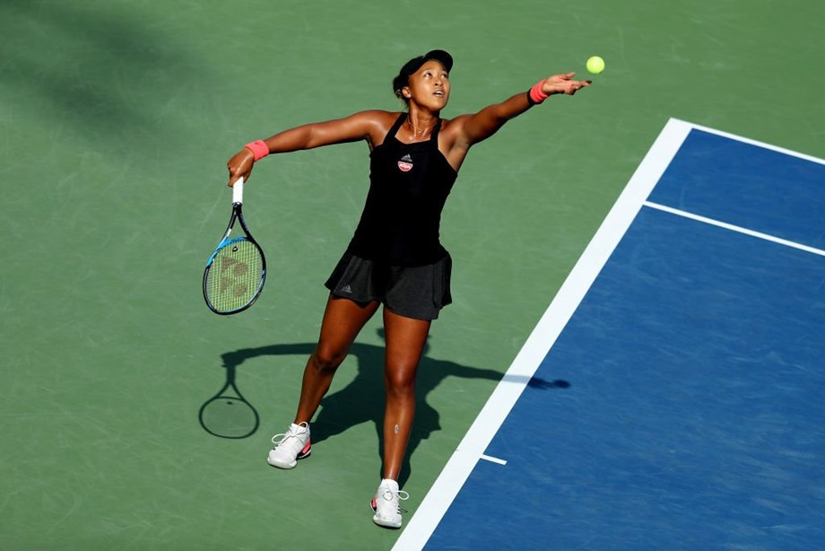 US open: Champion Osaka 'grateful' for US Open chance
