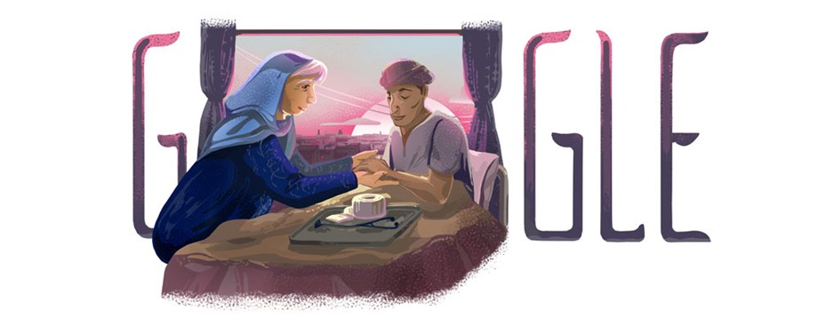 Dr. Ruth Pfau-, Pakistan's Mother Teresa:  Google honors with a doodle on her 90th Birthday