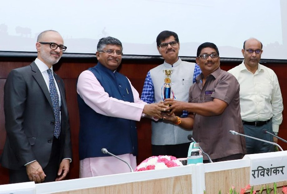 Ravi Shankar Prasad exhorts India Post Payments Bank to achieve 5 crore target