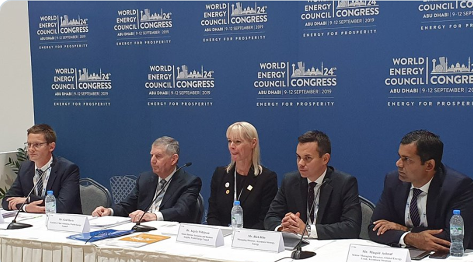 WEC 24: Global energy demand on track to peak between 2020 and 2025
