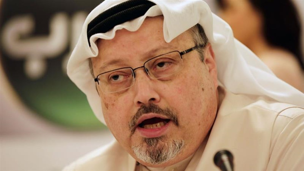 Fake news network vs bots: the online war around Khashoggi killing