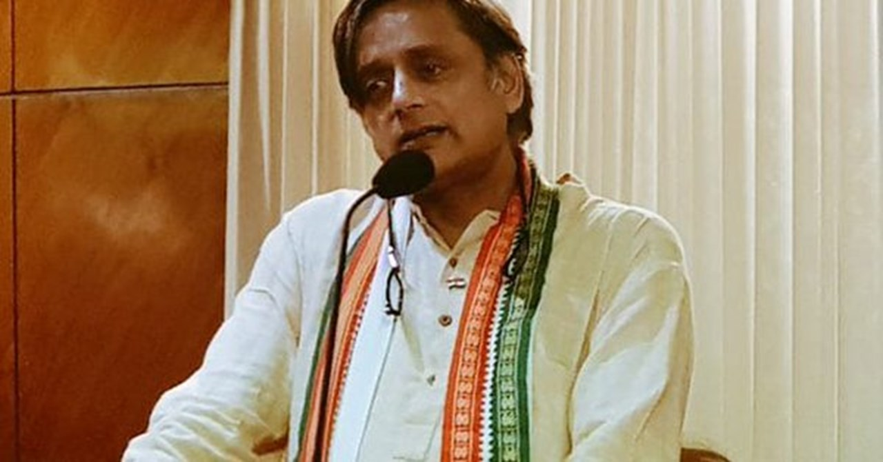 Shashi Tharoor 'surprised' by defamation complaint on 'scorpion' remark against PM Modi