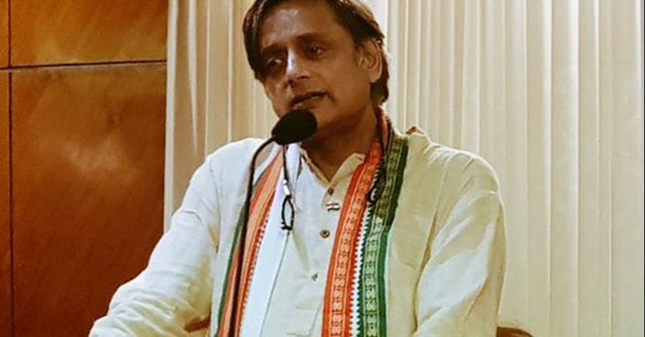 BJP's defamation complaint attempt to 'throttle the freedom of expression': Tharoor