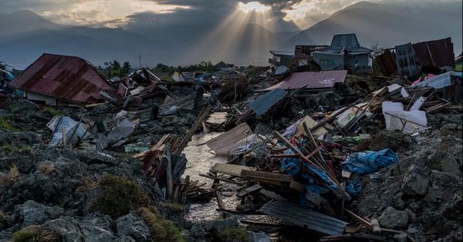 UN chief visits quake hit Indonesian city Palu, reviews relief progress
