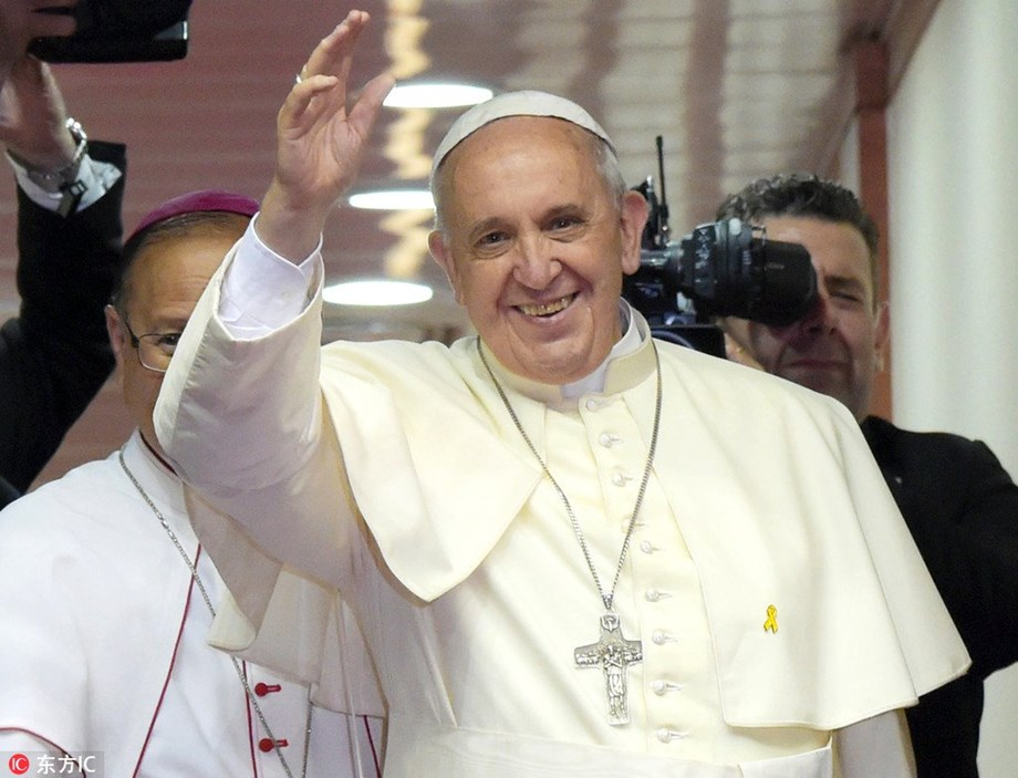 Safe drinking water is a human right, not merchandise: Pope