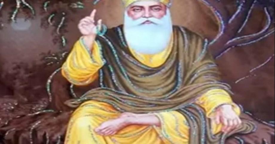 Sikh pilgrims pour into Gurdwara Panja Sahib in Pak to celebrate Guru Nanak Dev's 549th birth anniv.