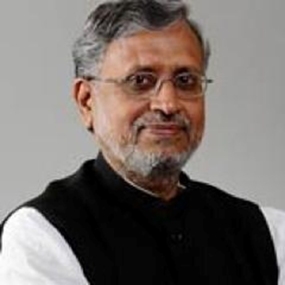 Sushil Modi to head GoM to analyse revenue shortfall faced by states post GST