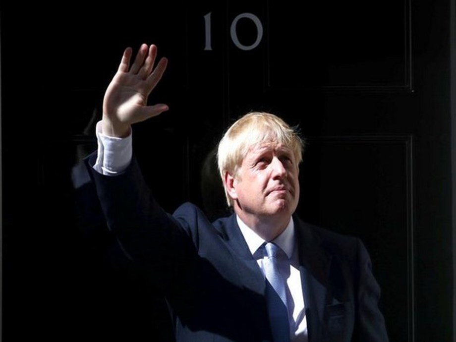 UK's Johnson urges Erdogan to end conflict and enter dialogue