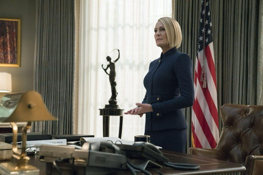 Robin Wright will keep trying until she gets chance to prove herself