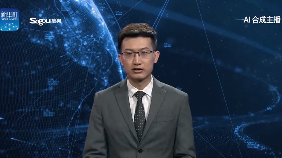 World's first English-speaking AI news anchor makes debut in China