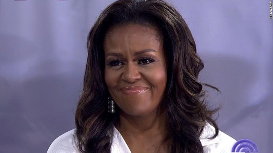 Michelle Obama opens up about miscarriage, daughters in interview