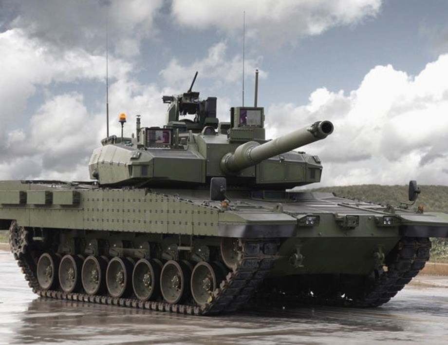 Turkey signs agreement with BMC for production of Altay battle tank