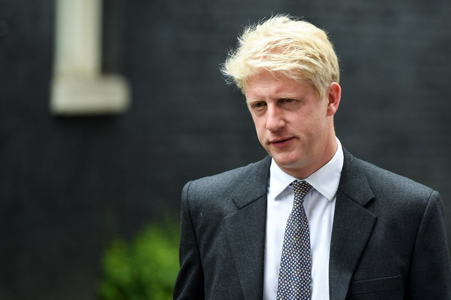 World reacts as Jo Johnson resigns from Theresa May's government