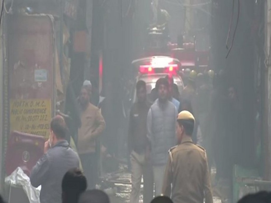 More than 8 people from Samastipur died in Delhi fire incident
