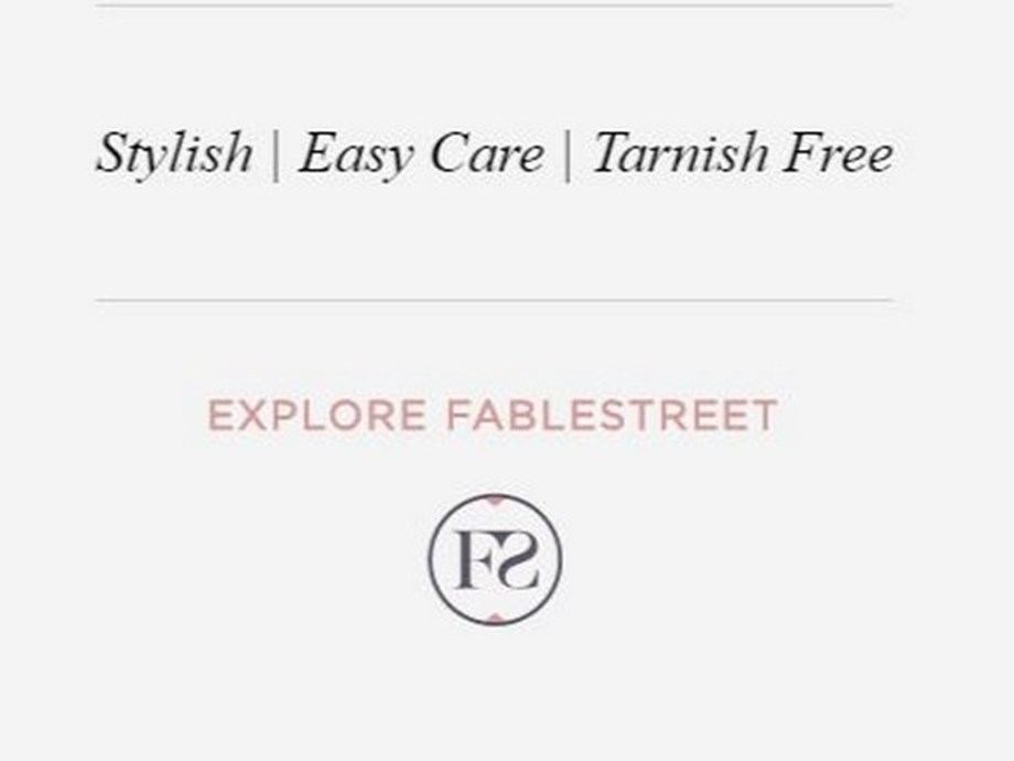 Premium workwear brand FableStreet raises Rs 21 Crore in Series A led by Fireside Ventures