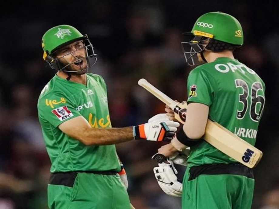 Glenn Maxwell's heroics power Melbourne Stars to a win over Melbourne Renegades