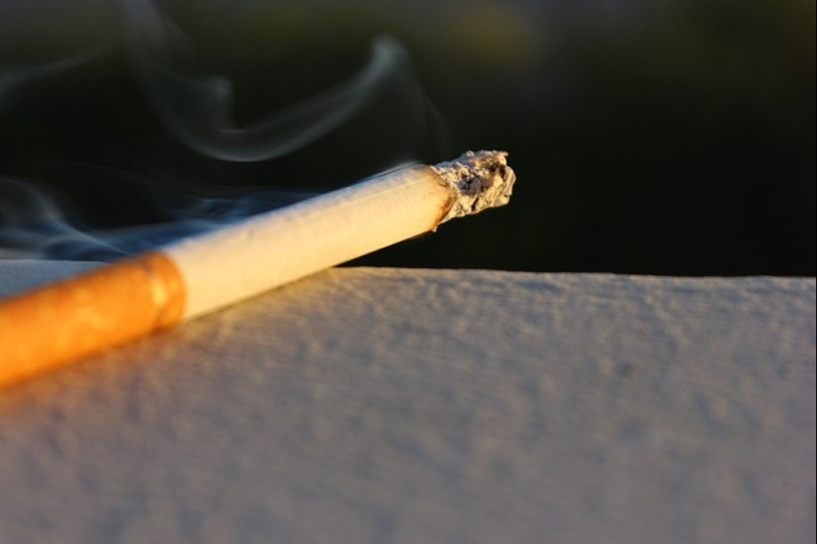 Exposure to residual tobacco may cause respiratory problems in children