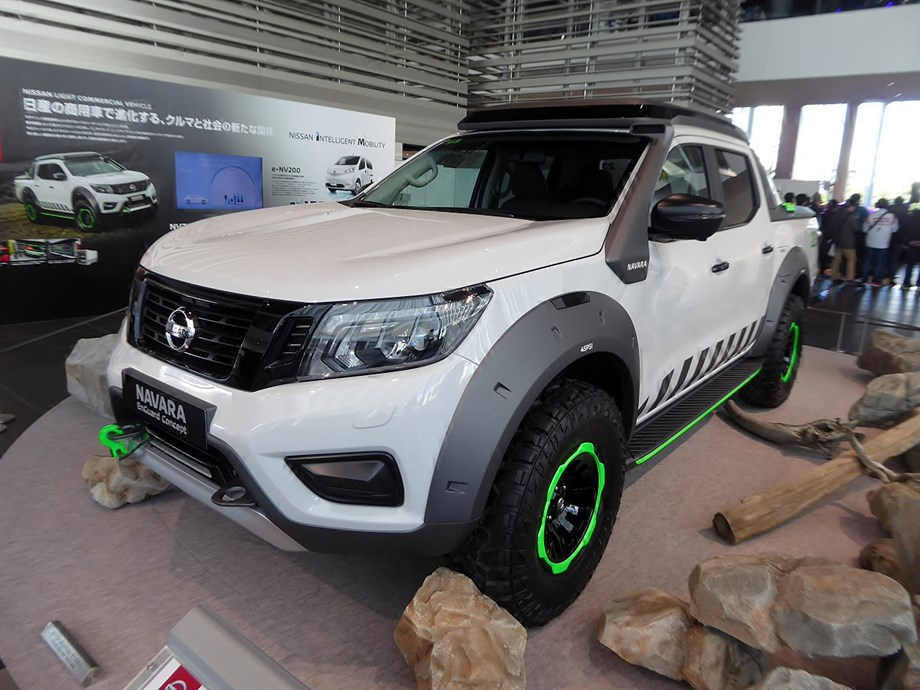Nissan planning to take production of new Navara model to South Africa