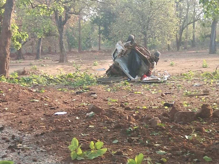Chhattisgarh Police expects involvement of dozens of naxals in Dantewada attack