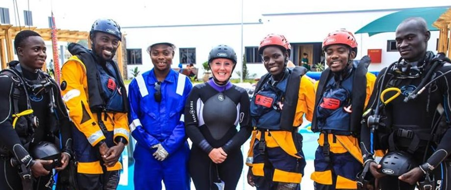Rigworld Training Center enters Senegal by partnering with Ecole Supérieure Polytechnique