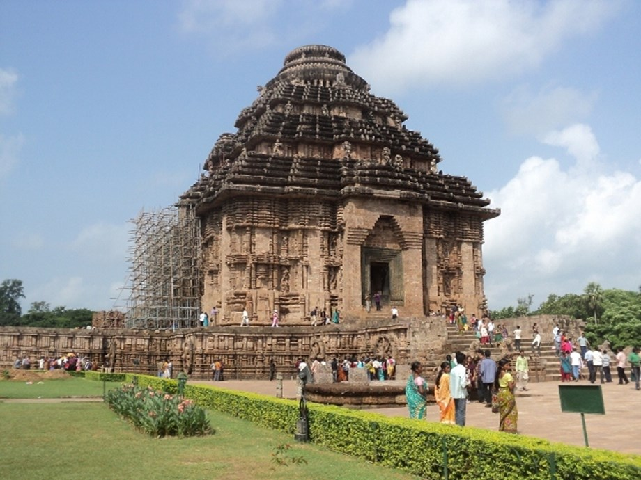 Cyclone Fani causes no structural damage to Konark Sun Temple: ASI