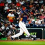 Cole fans 15, Astros' pen holds on to down Rays