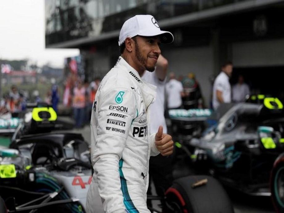Motor racing-Arise Sir Lewis? Hamilton says he's not expecting knighthood