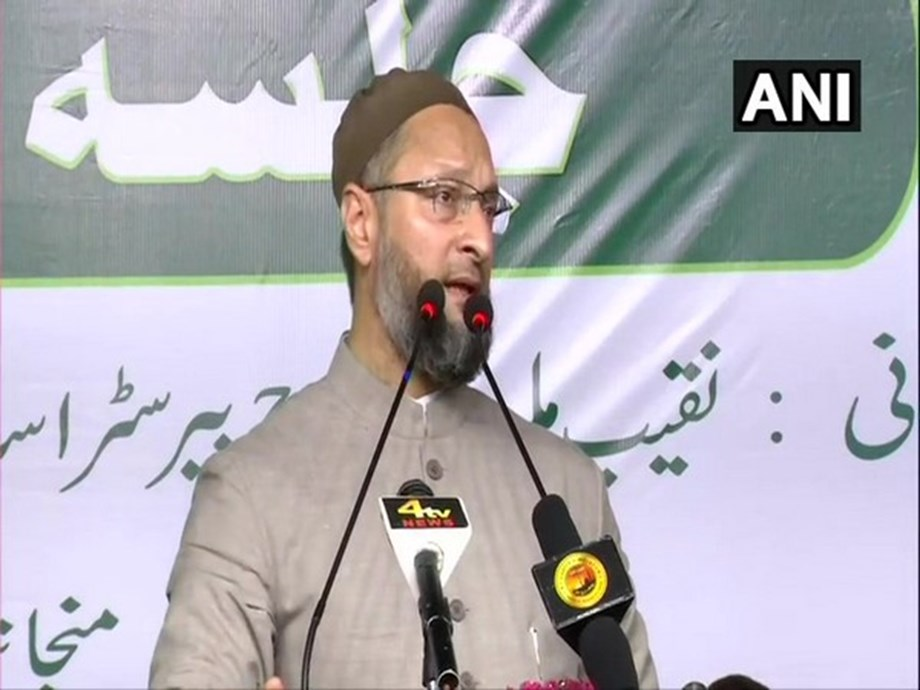 """""""Privileged, powerful groups"""" vote rarely discussed: Owaisi"""