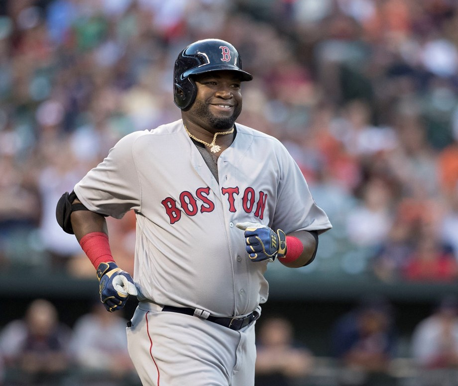 Sports News Roundup: Ortiz 'flashed that smile' in recovery; Saints' Jordan reportedly lands extension